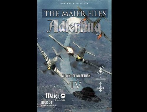 Maier files Adlerflug