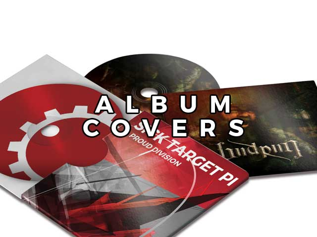 Album hoesjes